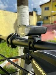 Farol e Lanterna para bicicleta