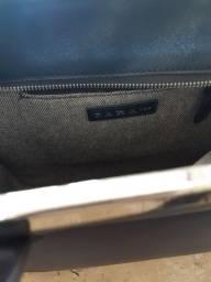 Bolsa azul escuro/marinho da Zara
