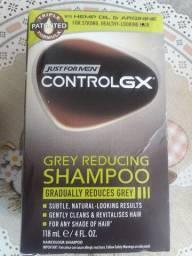 Shampoo tonalizador de cabelis Control L G X restaura a cor original 118 ml