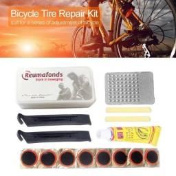 Título do anúncio: Kit Remendos Bicicleta pneu