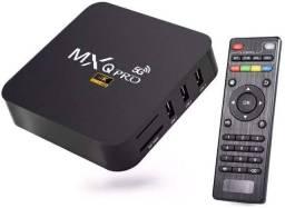 Título do anúncio: TV BOX 4K PRO 256 GB FAZEMOS ENTREGA