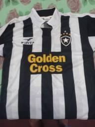 Título do anúncio: Reliquia camisa orig. Botafogo-RJ Finta