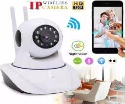 Título do anúncio: Camera Robo 3 Antenas HD Wireless Promoção!!