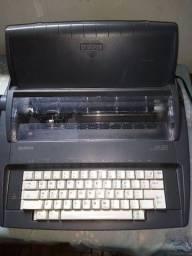 Máquina de escrever eletrônica brother