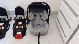 Título do anúncio: Bebês conforto ABC Design com base isofix