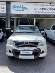 Toyota Hilux  SRV 2.7 TDI 4x4 (flex) (aut) completa
