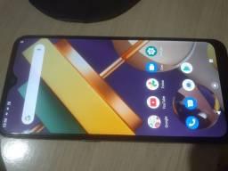 Smartphone lg k22 novo com nota fiscal e garantia