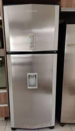 Título do anúncio: Geladeira Brastemp Frost Free Duplex 440 Litros Inox - XRX48D - 110V