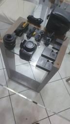 Título do anúncio: Kit D5100 D-slr 18-55vr + 2 Baterias - 30.926 Cliques