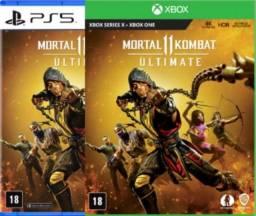 Mortal Kombat 11 ultimato Edition PS5 XBoxOne