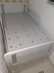 Berço americano e cama tamb 3x1