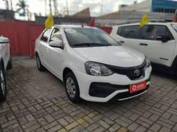 Etios Sedan X MT 1.5 4P