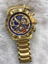 Relógio Bvlgari Skeleton ( Novo ) -- Top!