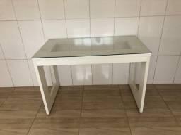 Mesa de vidro planejada