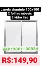 Promoção de janelas e portas  ZAP *