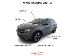 Título do anúncio: Volkswagen Nivus Highline 200 TSI