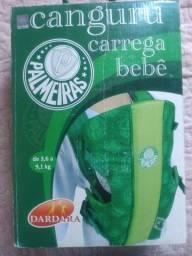Título do anúncio: Canguru Carrega bebê do Palmeiras