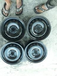 Roda de ferro aro 14 Chevrolet