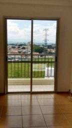 Apartamento com 2 dormitórios à venda, 57 m² por R$ 265.000,00 - Jardim Augusta - São José