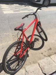 Título do anúncio: Bicicleta Aro 26 zerada!!
