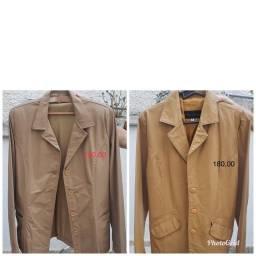 Vendo casaco/jaqueta de couro legítimo