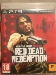 Título do anúncio: Jogo red dead redemption ps3