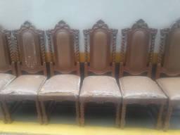 Cadeiras Antiga Leia descrição