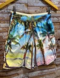 Título do anúncio: Short praia / Short Batedeira