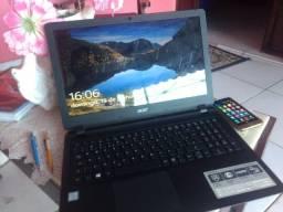 Notebook Acer  Ultra Slim  Led Full HD , 1000GB