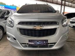 Chevrolet - Spin Ltz 1.8 Aut. 7 Lugares c/Gás G-5. 2018 Completo