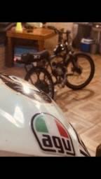 Vendo bike motorizada 100 cc