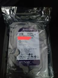 Título do anúncio: HD 1tb purple