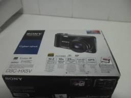 Título do anúncio: Câmera Digital Sony Cyber-shot Dsc-hx5v Gps Bussola