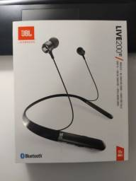 Fone de ouvido JBL Live 200 Bluetooth