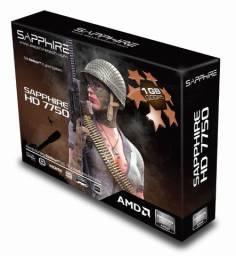Radeon HD 7750 - GDDR5 1GB