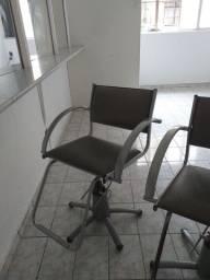 Vendo cadeira de cabelereiro