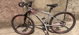 Título do anúncio: Mountain bike seminova
