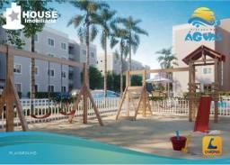 condomínio, village das águas, com 2 dormitórios- Canopus