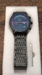 Título do anúncio: NIBOSI 2021 Mens Relógios Top Marca De Luxo Esporte Cronógrafo De Quartzo