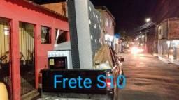 Frete S10 Alvorada e Manaus Toda Frete#