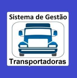 Título do anúncio: Sistema de Gestão para Transportadoras de Fretes, Transportes. Cadastros, Caixa,Financeiro