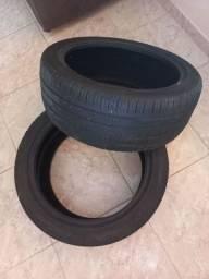 Título do anúncio: 2 pneus Scorpion 235/45 R19