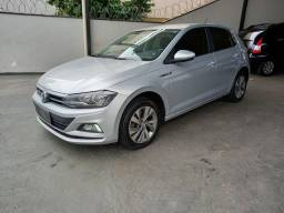 POLO HIGHLINE TSI AUTOMATICO ANO 2018 FLEX COMPLETO START STOP