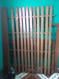 cama de casal madeira