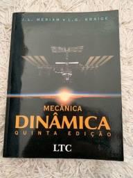 Mecânica Dinâmica - 5ª Edição J. L. Meriam e L. G. Kraige