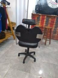 Cadeira barbeiro// Salão l