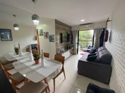 Residencial Vale Verde 1: 02 quartos, com varanda, 55 m²