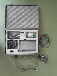 Título do anúncio: Microfone Sem Fio TSI Pro MS 115-CLI-UHF (headset)