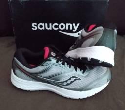 Tênis Saucony Versafoan Cohesion 12 Tam 40, 42 & 43 (original / novo)