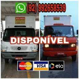 Ligue Fretes Caminhão Baú Manaus Boa Vista GDRE